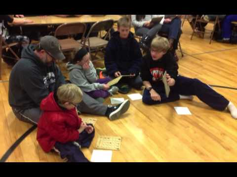 Elrod School Turkey Bingo