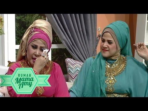 Elvy Sukaesih  Nangis Melihat Tingkah Laku Dhawiyah - Rumah Mama Amy (30/6)