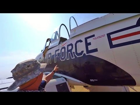 North American T-28 Trojan Airplane Ride