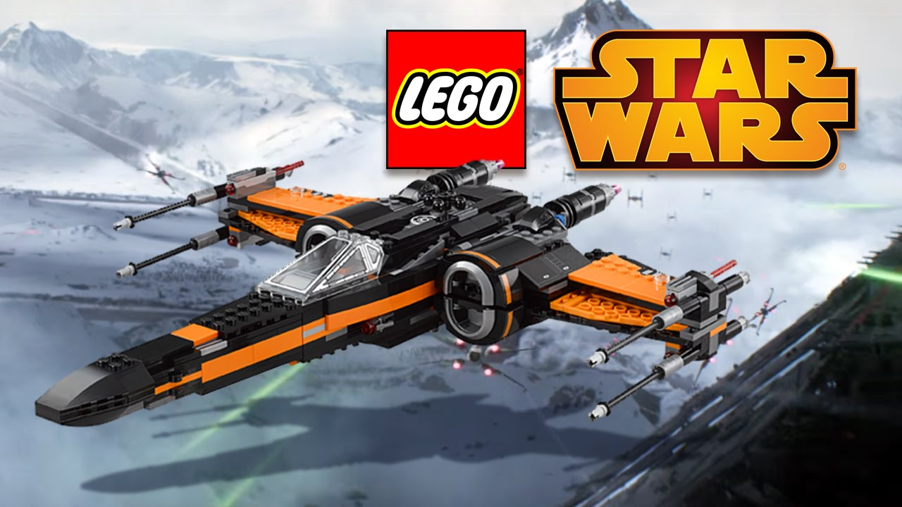 Lego star wars poe s x wing fighter review 75102 youtube - Lego Star Wars Poe S X Wing Fighter 75102