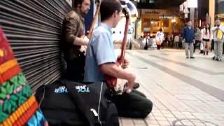 Kyle and Grant play Kita no Hibiki on Tanukikoji.