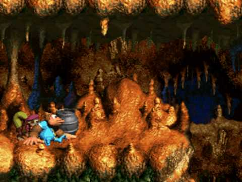 Donkey Kong Country 3 - Lost Lives and Oddities