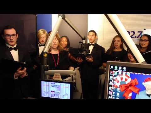 Shawn & Sue's Christmas Chorus Contest 2017: Central Regional High School