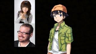 Anime Voice Comparison- Yukiteru Amano (Future Diary)