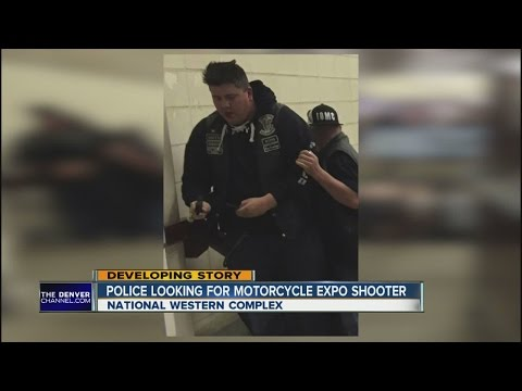 Attorney: Photo shows Iron Order member with gun before deadly shooting at Colorado Motorcycle Expo