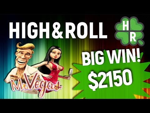 Play Mr Vegas Slot Machine Online (Betsoft) Free Bonus Game - 동영상