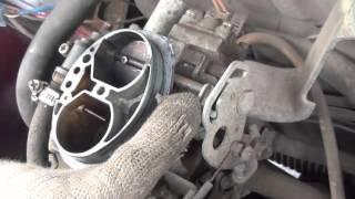 Устройство, ремонт и регулировка карбюратора ОКА своими руками + видео