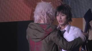 All Komahina moments in the Danganronpa 2 stage play! The actors ar...