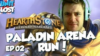 Hearthstone - Paladin Arena Run! Part 2