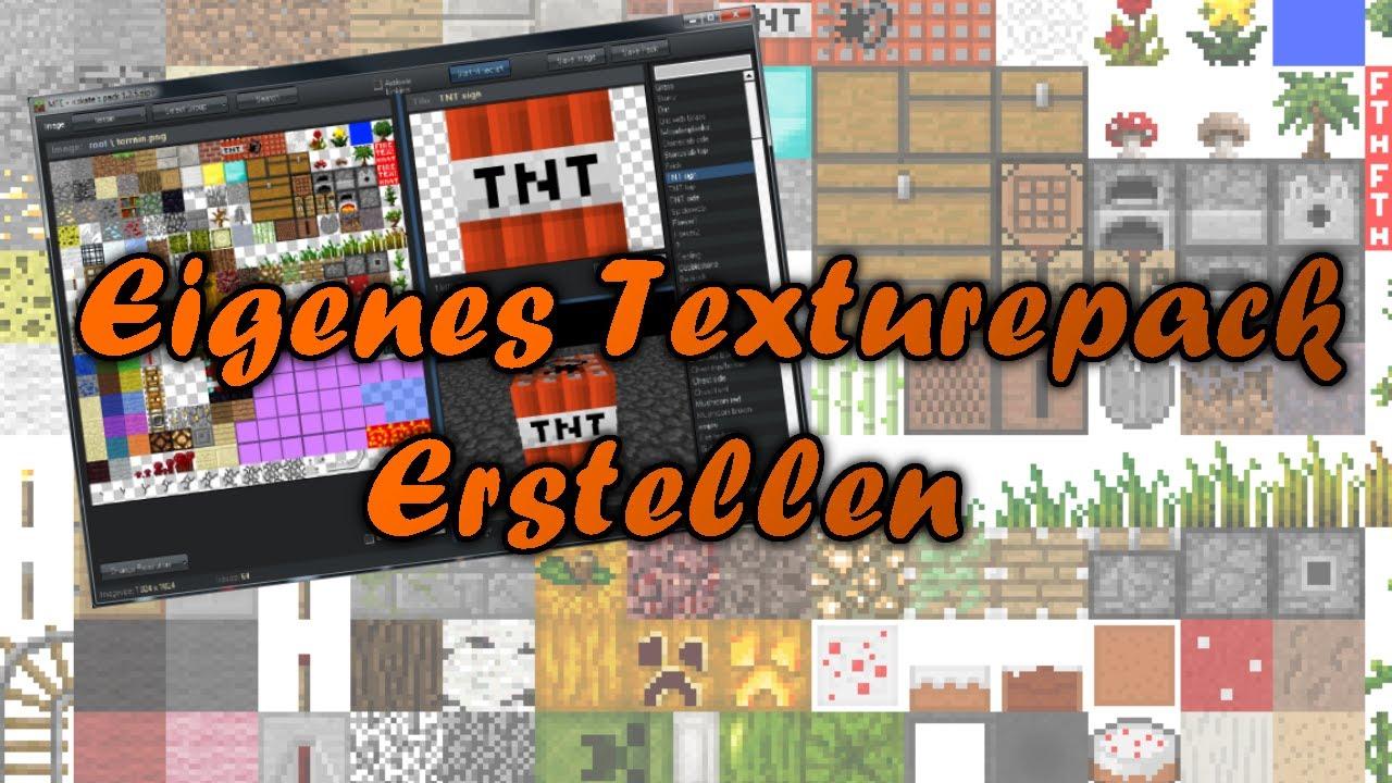 Minecraft Texture Pack Erstellen