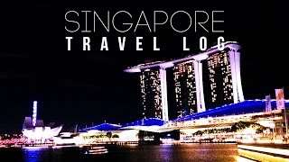 4 DAYS IN SINGAPORE // VLOG_#004