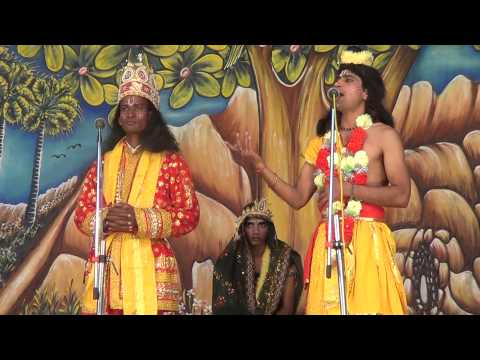 RamLela  KaaLi KamLi Rang Manch  NeemRana   PART2 Travel Video