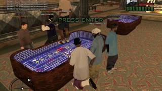 [Samp-Rp O1 Server] Игра в казино на 100k,300k,500k,600k,450k,450k