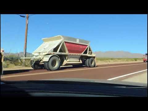 Driving through American Green's Nipton