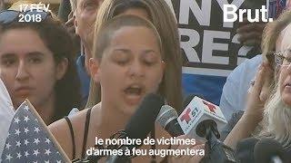 Tuerie de Floride : la colère d'une lycéenne rescapée contre Donald Trump