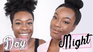 🍔  GRWM Day to Night - allons manger des burgers 😋