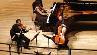 Beethoven: Piano Trio in C minor, Op. 1, No. 3 - IV. Prestissimo
