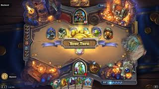 Hearthstone Kobolds and Catacombs Dungeon Run Druid Full Long Video