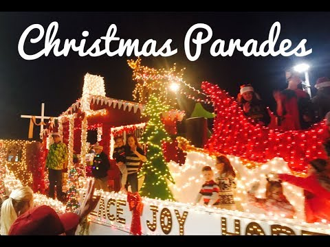 Lighted Parades, Hot Chocolate & Music:  A Guide To Local Ch