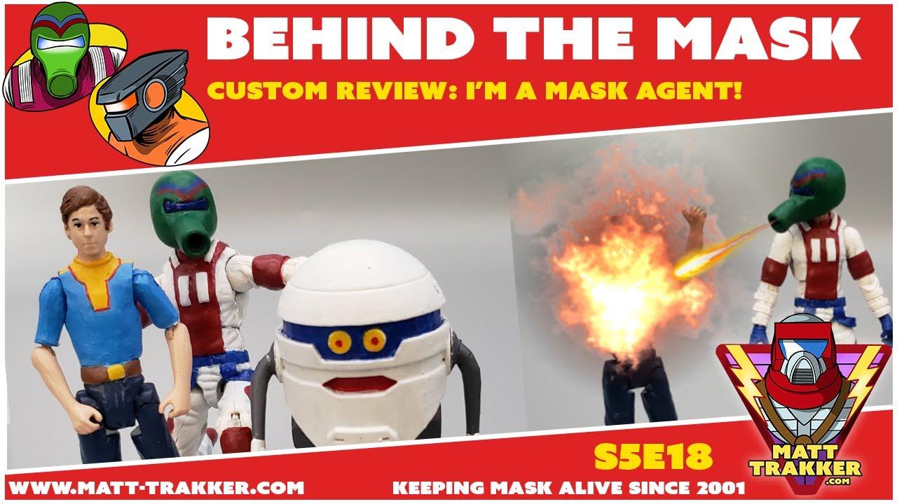 Custom Review: I'm a MASK Agent! - S5E18