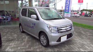 2014 New Suzuki Wagon R FZ - Exterior & Interior