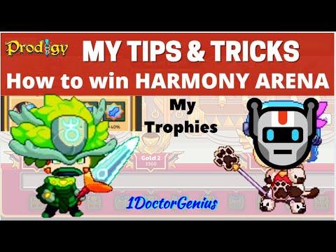 Prodigy: HARMONY ARENA