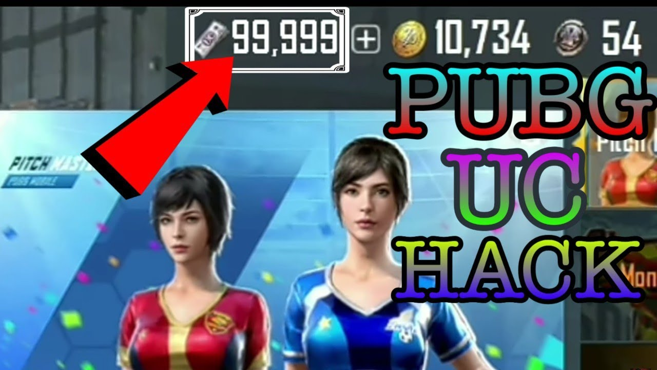 PUBG Mobile FREE UC   99,999 UC HACKER   Reality (Exposed)