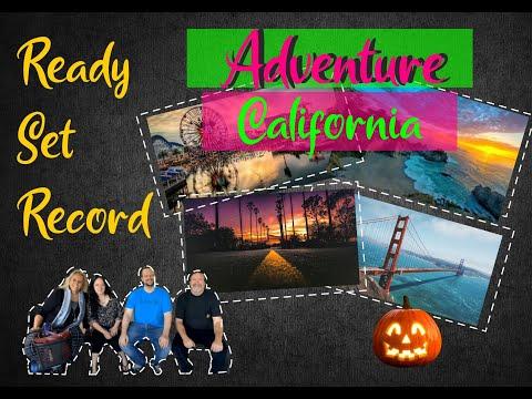 Travel California Sequoia & Kings Canyon, Knott's, Universal! WeTript!