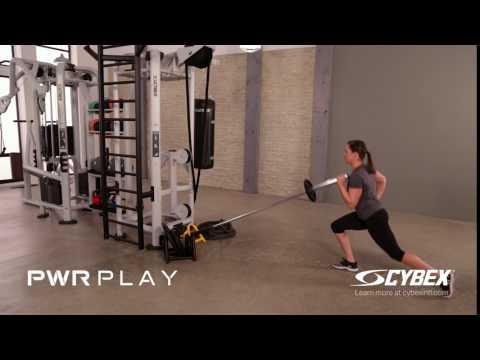 Cybex PWR PLAY - Single Arm Press