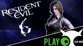 PLAY: Resident Evil 6 Demo Helena Gameplay