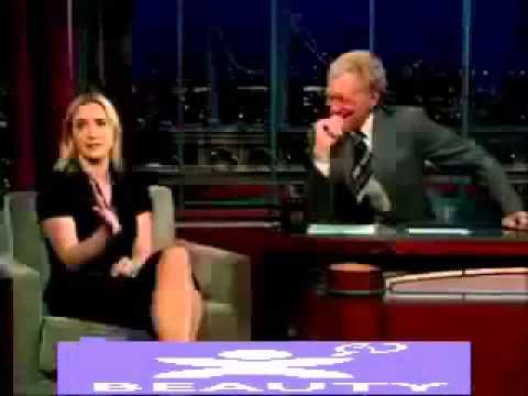 Kate Winslet Describing A Funny Story Involving Cameron Diaz