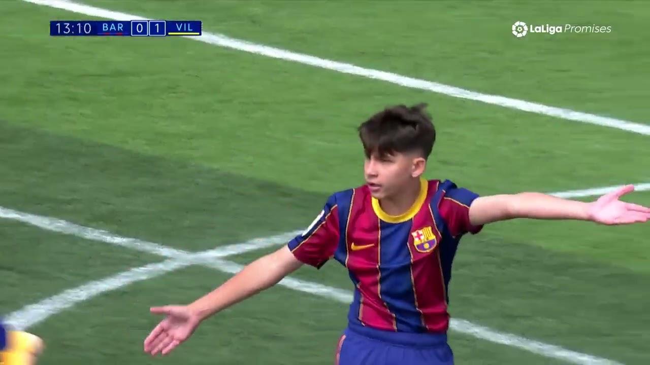 Download Semifinales: Resumen de FC Barcelona vs Villarreal CF (0-1)
