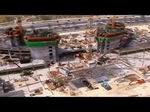 Bahrain World Trade Center (BWTC) - From National Geographic Channel
