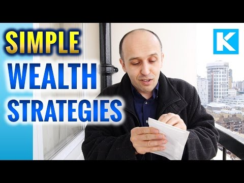 Simple Wealth Creation Strategy (and how I nearly destroyed my asset)