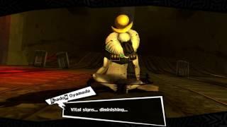 Persona  - Mementos Bad Medicine Shadow Oyamada