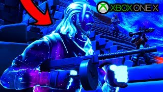 SO I GOT THE FORTNITE GALAXY SKIN ON XBOX ONE! HOW TO GET THE SKIN (NOT CLICK BAIT)! COD STILL 1ST!
