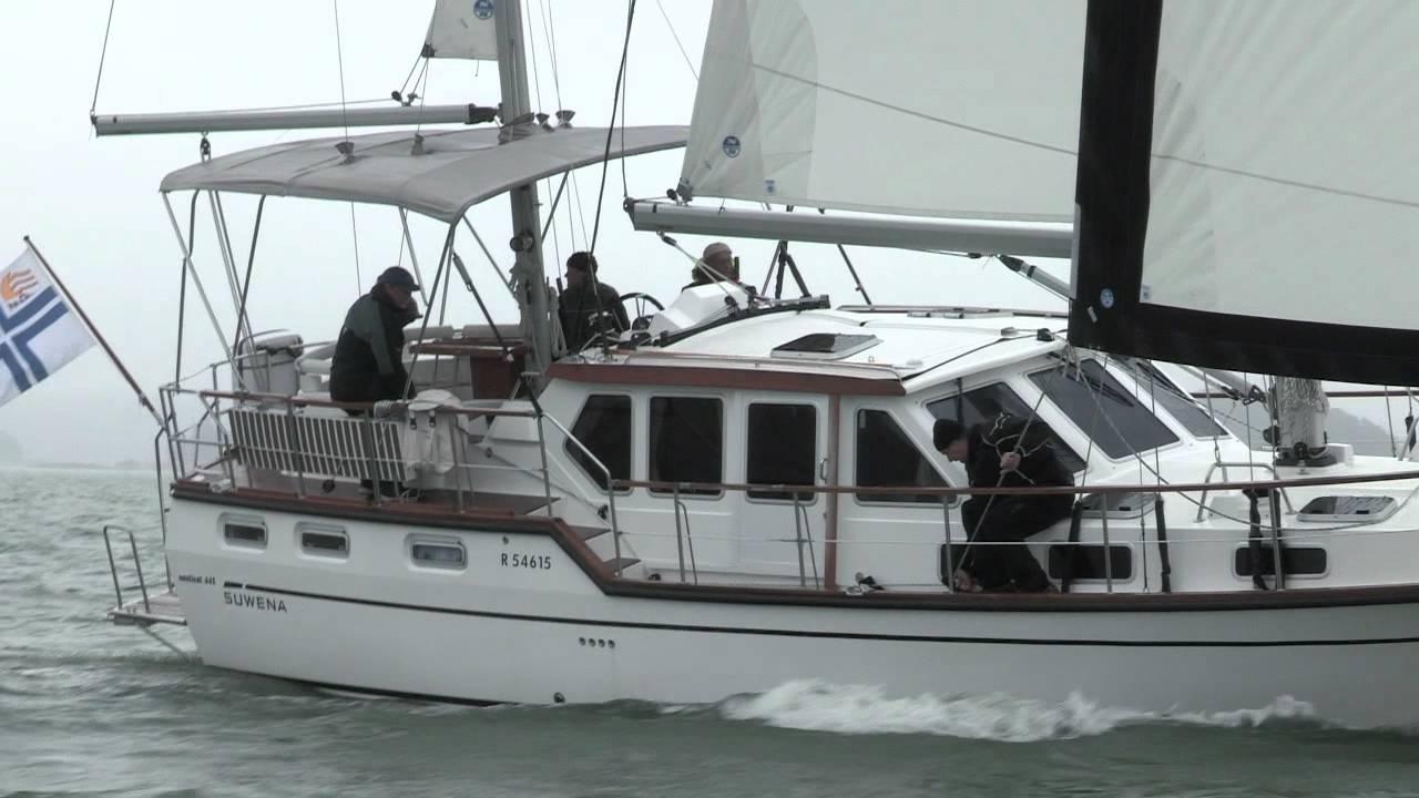 Nauticat 441 - YouTube