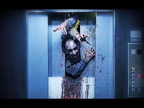 世界末日!全球充满丧尸,而他却靠着一部破电梯侥幸存活,6分钟看恐怖片《活尸电梯》