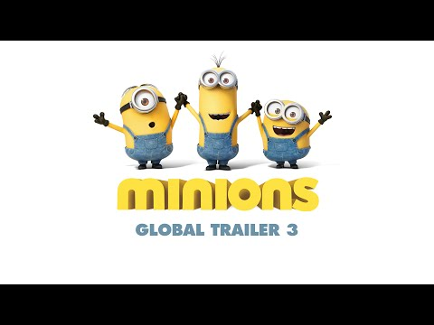 Minions (2015) Global Trailer 3 (HD) Universal Pictures