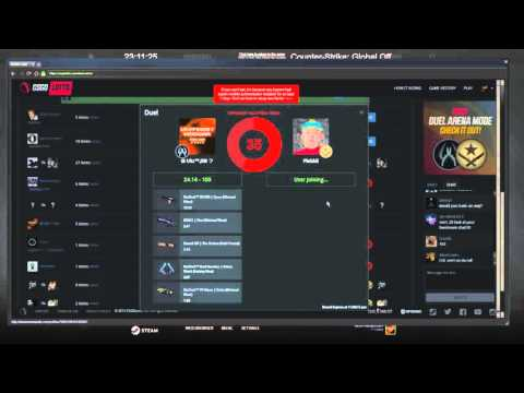 Duel arena betting csgo nba betting strategy