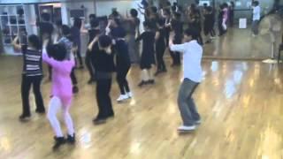 Cherry Blossom Ending - Line Dance (Demo & Walk Through)