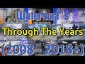 Watersurf's Through The Years (2008 - 2018+)