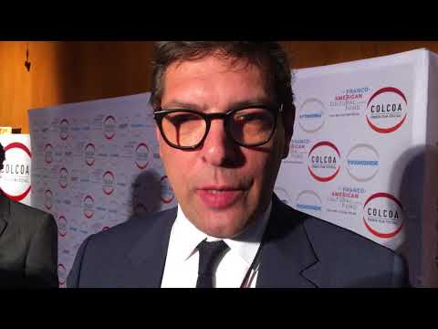 Colcoa 2018 - Itw Christophe Lemoine Consul General of France in Los Angeles