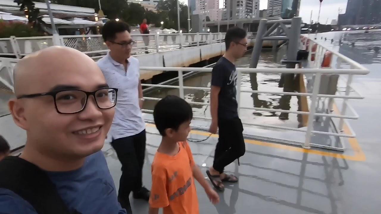 [Review Street] Saigon Waterbus – buýt đường sông