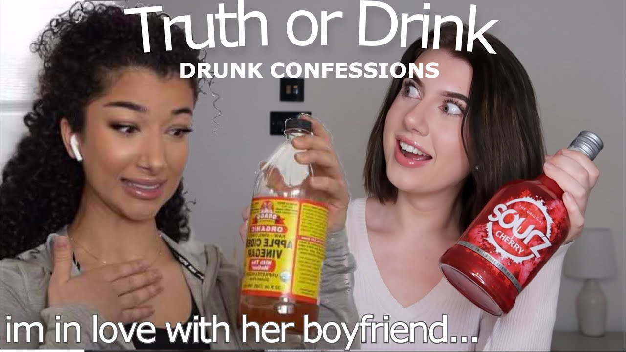 truth or drink with long distance bestfriend
