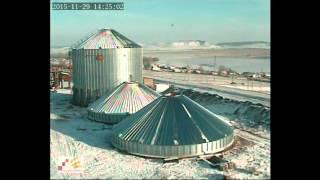 Строительство элеватора емкостью 15000 тонн. Башкортостан(, 2016-02-29T04:31:28.000Z)