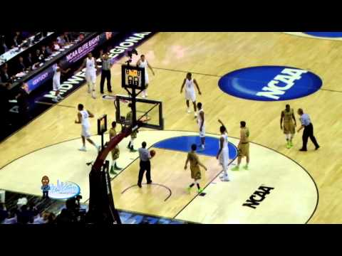 Kentucky Vs. Notre Dame - NCAA Tournament 2015 Cleveland Midwest Regional