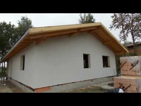 Casa in legno prefabbricata XLAM  YouTube