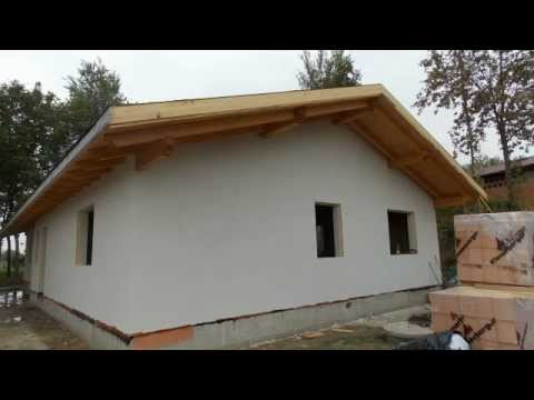 Casa in legno prefabbricata xlam youtube for Casa in legno prefabbricata