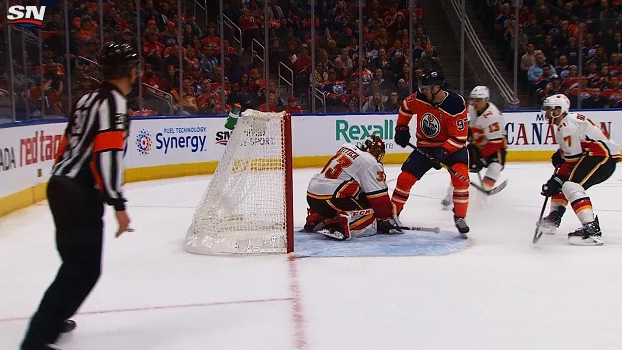 Examining Goaltender Interference The Most Frustrating Nhl Rule
